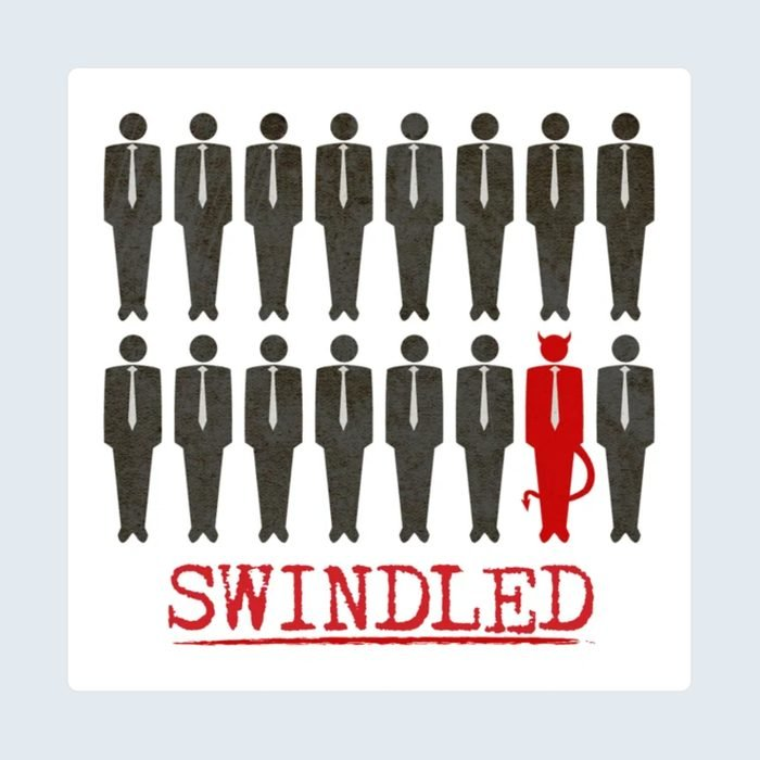 Swindled crime Podcast