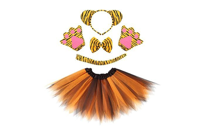 amazon tutu tiger costume
