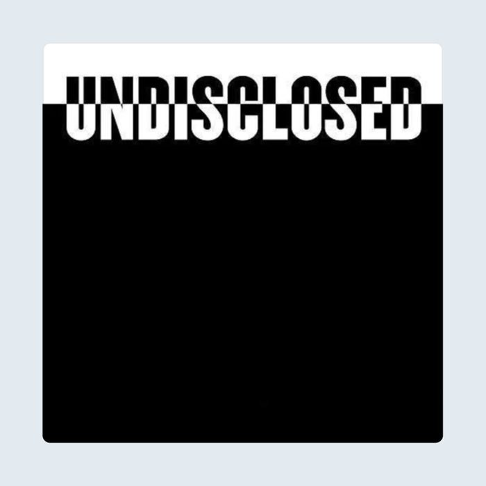 Undisclosed crime podcast