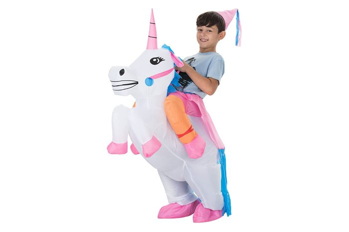 unicorn costume halloween