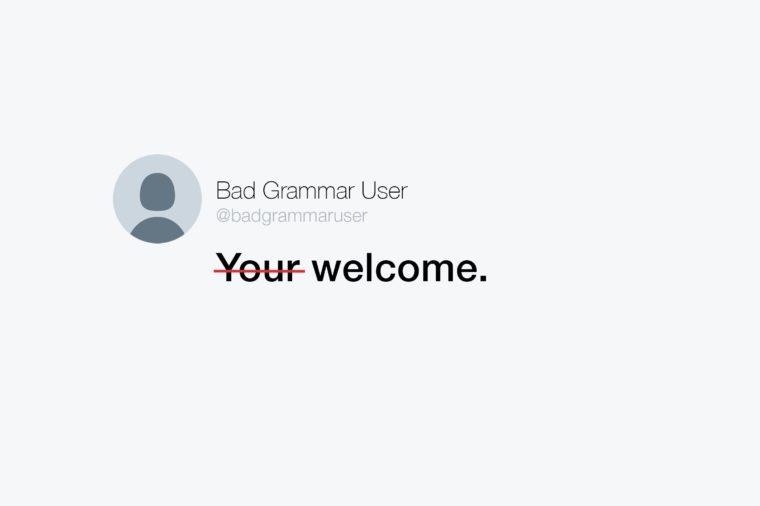 grammar tweet