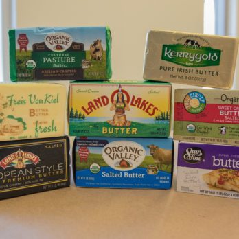 We Tried 8 Brands to Find the Best Butter