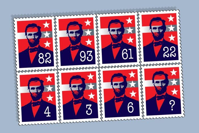 stamps illustration