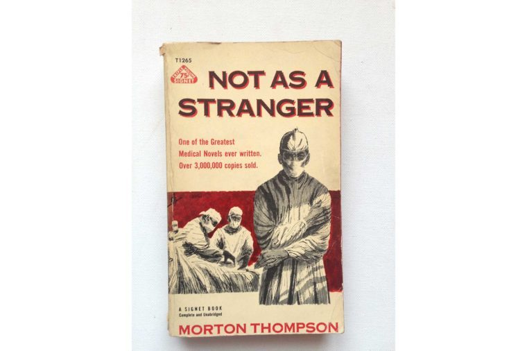05_1954--Not-05_As-a-Stranger,-by-Morton-Thompson