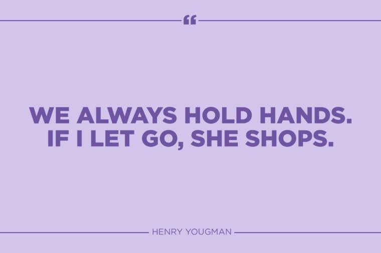 henry yougman marriage quote