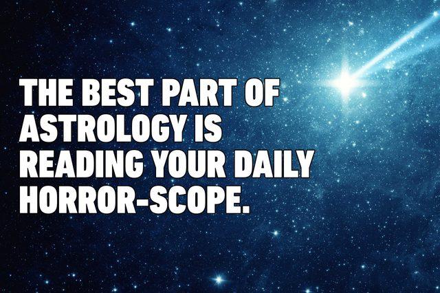 astrology halloween pun