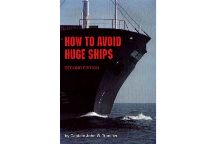 how to avoid huge ships book cover
