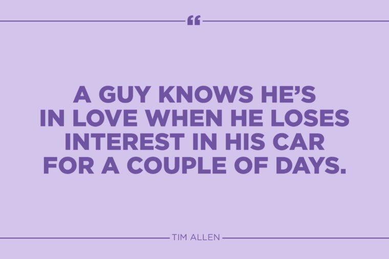 tim allen marriage quote