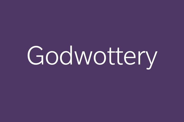 godwottery funny word Funny words