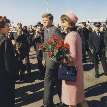 Why You'll Probably Never See Jackie Kennedy's Pink Chanel Suit in a Museum