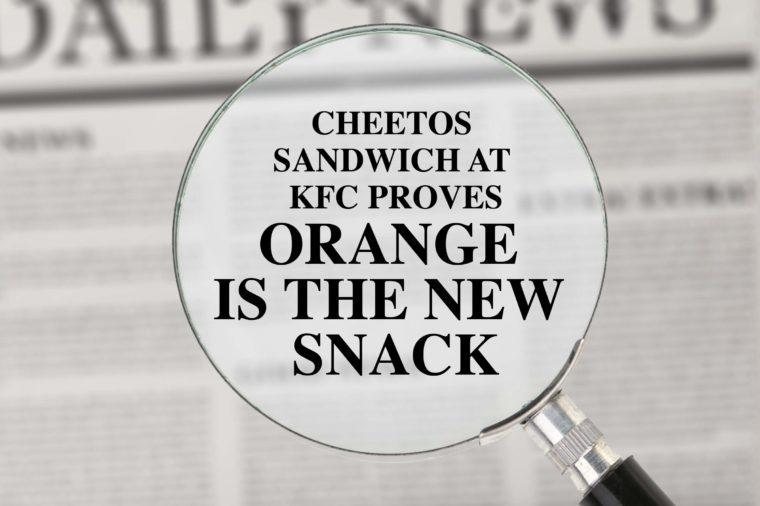 punny headline