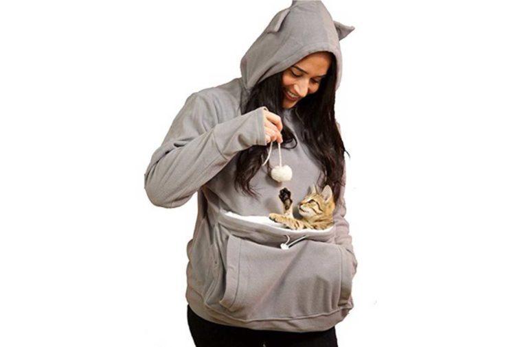 11_KITTYROO Cat Hoodie