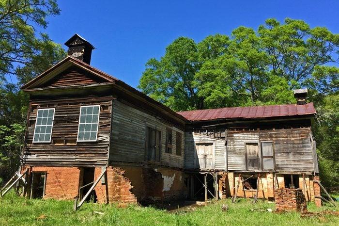 Fambro House Cahaba Alabama