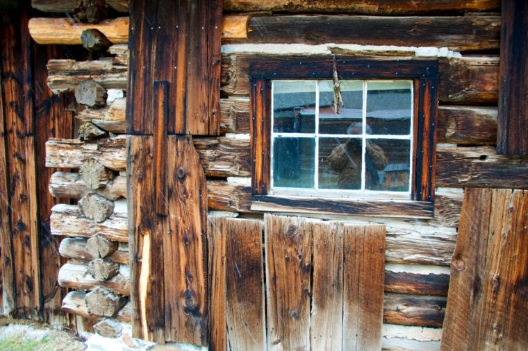 Virginia City, Montana, a living gold rush town in western Montana