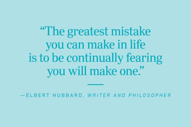 elbert hubbard quote