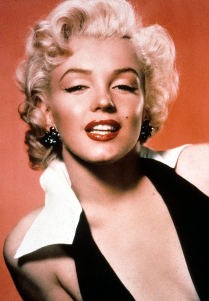 Editorial use only. No book cover usage. Mandatory Credit: Photo by Moviestore/Shutterstock (1583158a) Marilyn Monroe Film and Television