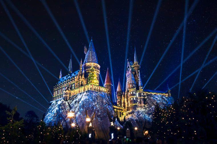 Universal Orlando Resort Christmas