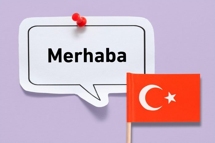 hello merhaba turkish turkey