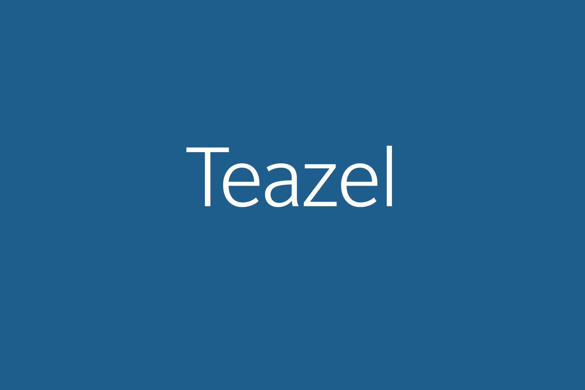 teazel funny word Funny words