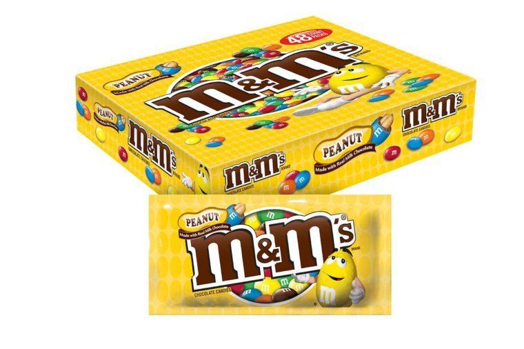 19_Peanut-M&M's