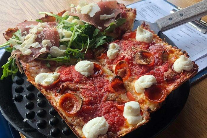 Colorado: Blue Pan Pizza