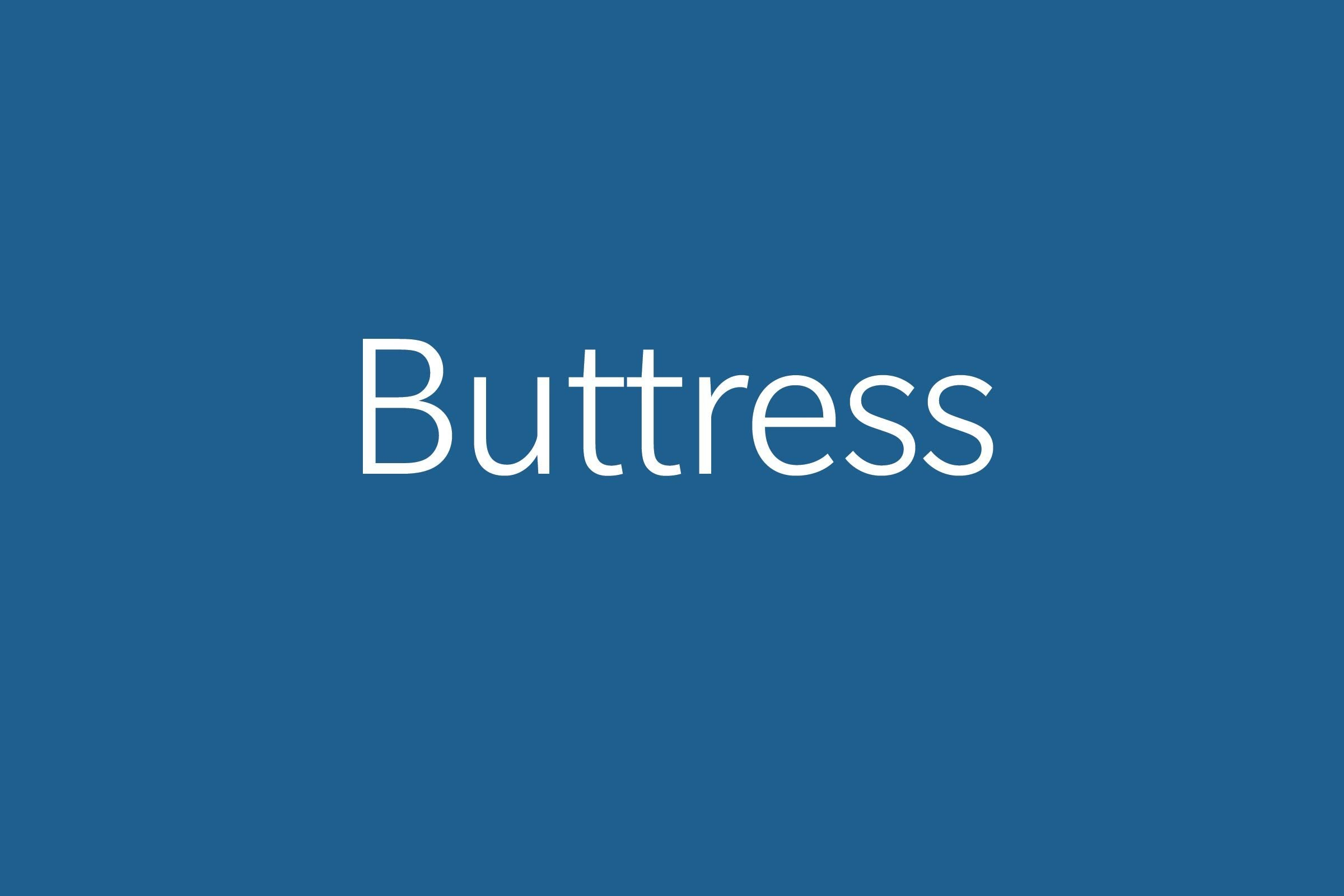 buttress funny word Funny words to say