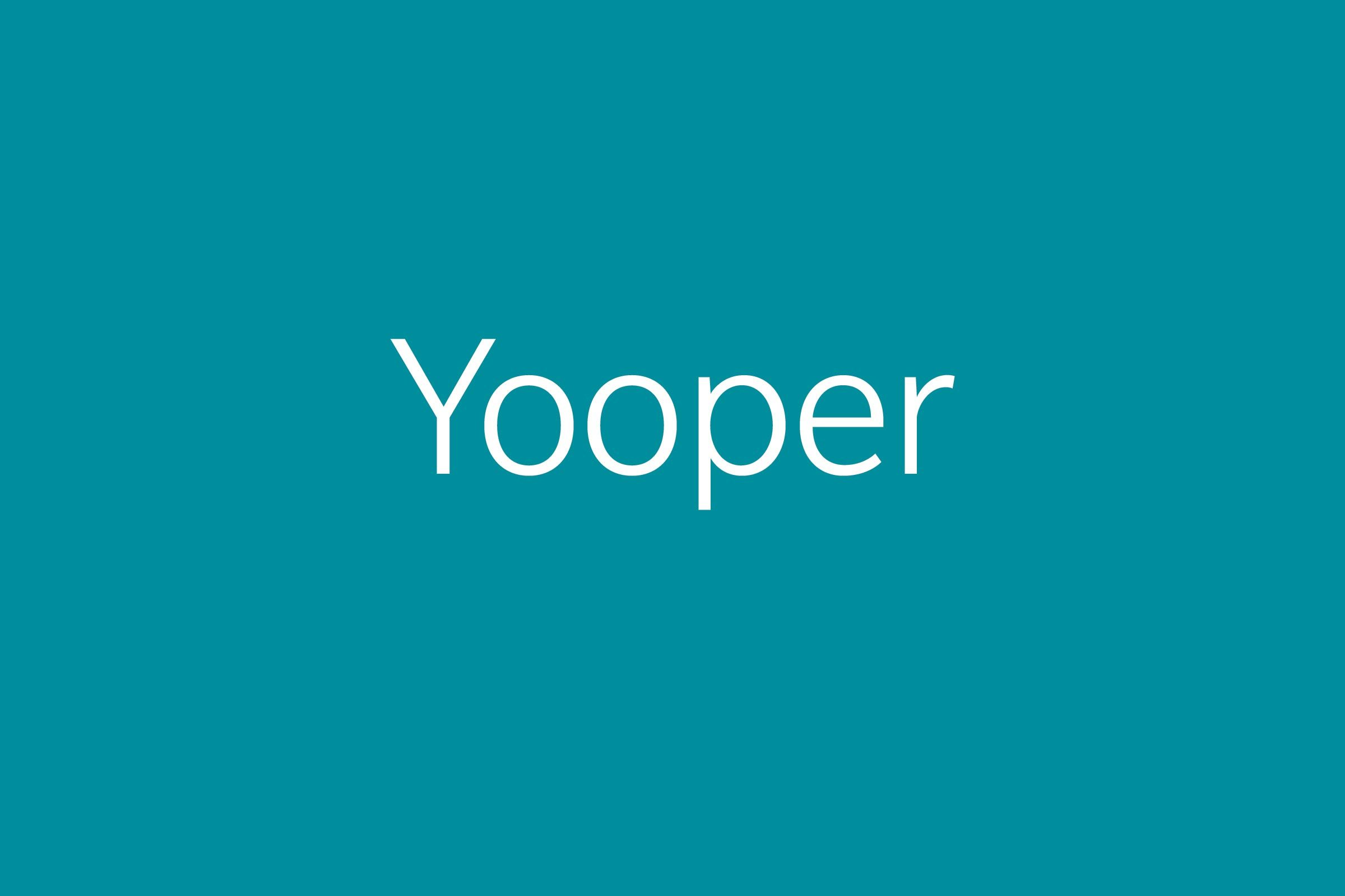 yooper funny word Funny words