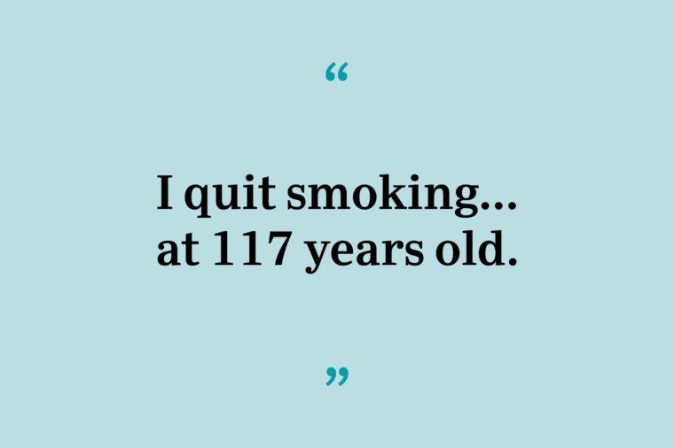 Centenarian Quote 28
