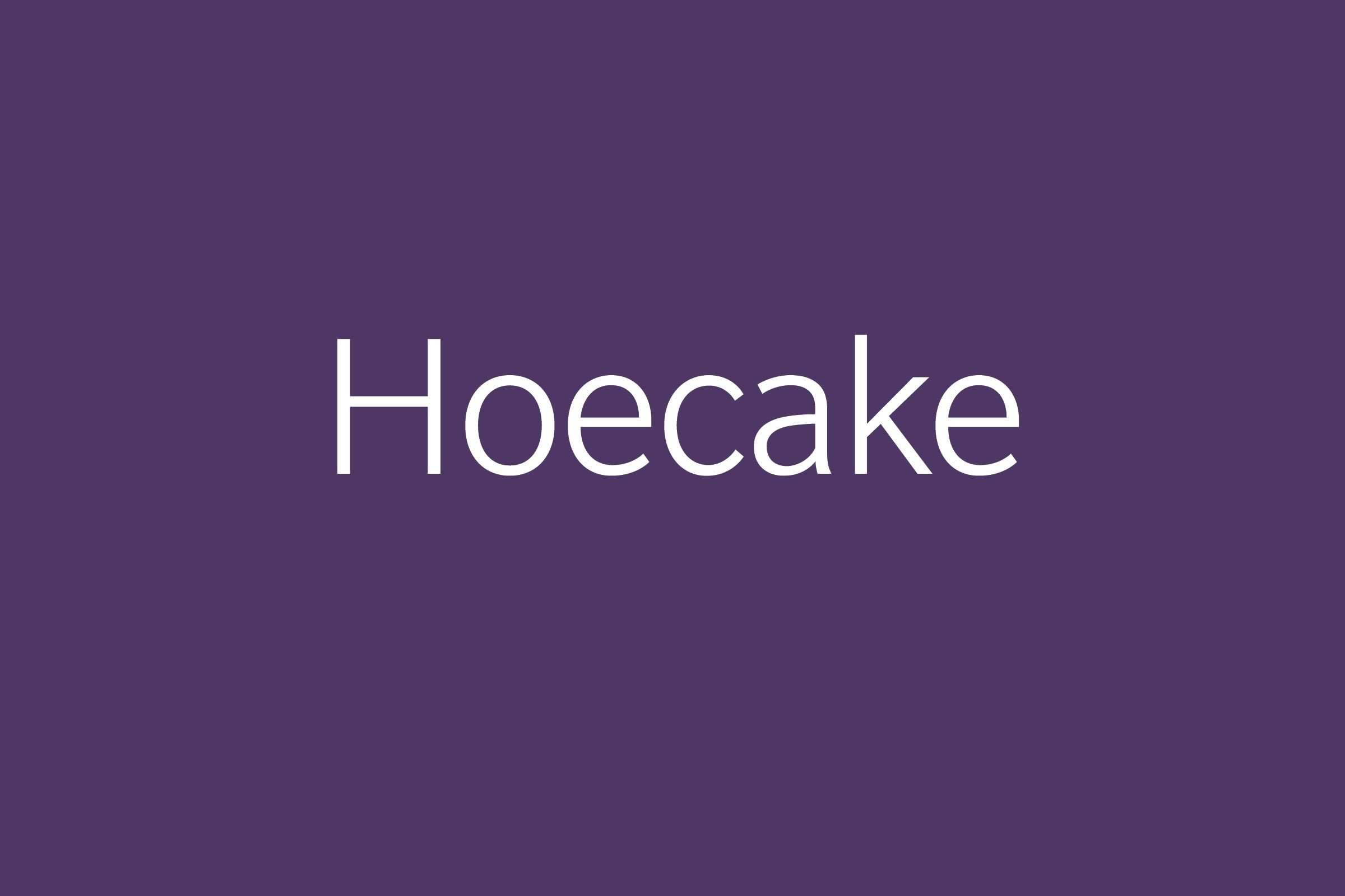 hoecake funny word funny words to say