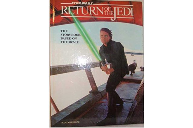 34_1983--Return-of-the-Jedi-Storybook,-by-Joan-D.-Vinge