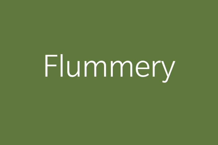 flummery funny word funny words to say