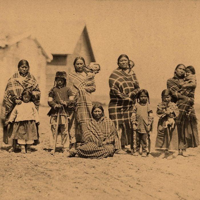 Cree Squaws