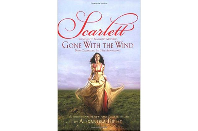 42_1991--Scarlett--the-Sequel-to-Margaret-Mitchell's-'Gone-with-the-Wind,'-by-Alexandra-Ripley
