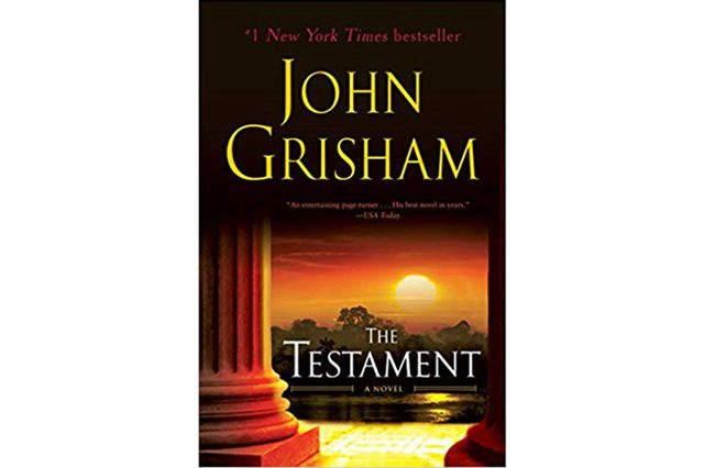50_1999--The-Testament,-by-John-Grisham