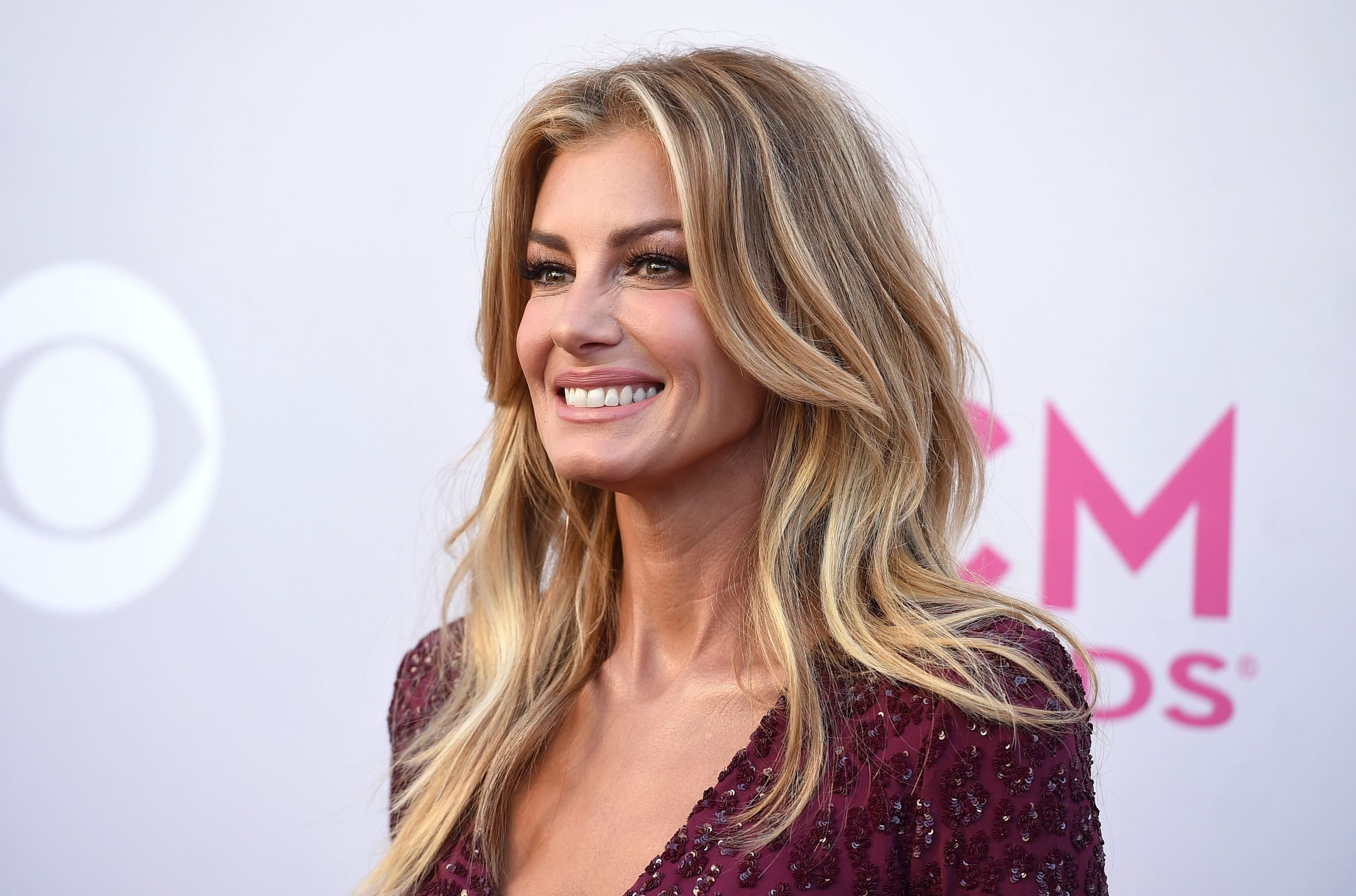 Mandatory Credit: Photo by Invision/AP/Shutterstock (9241571sg) Faith Hill arrives at the 52nd annual Academy of Country Music Awards at the T-Mobile Arena, in Las Vegas 52nd Annual Academy Of Country Music Awards - Arrivals, Las Vegas, USA - 2 Apr 2017