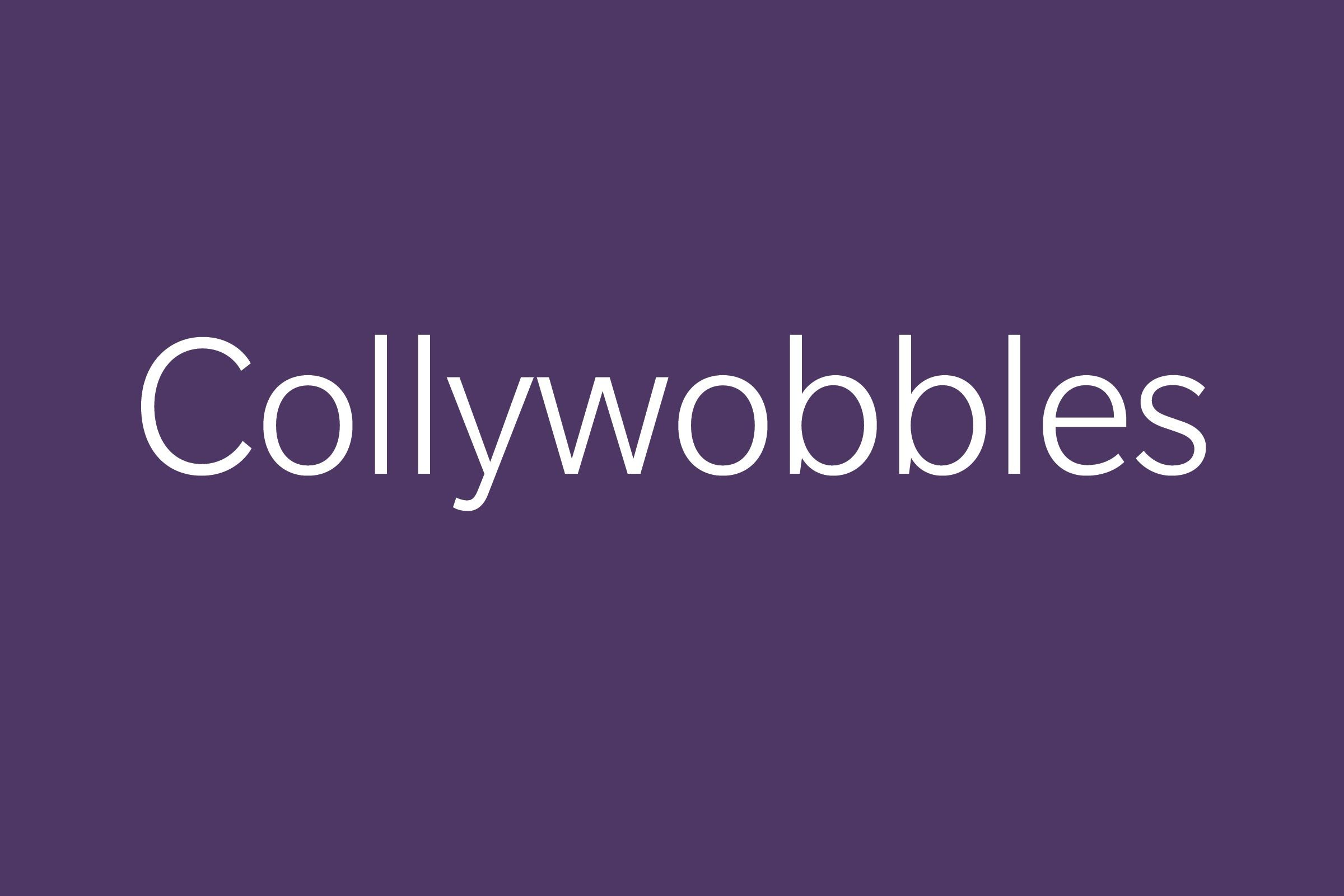collywobbles funny word funny words to say