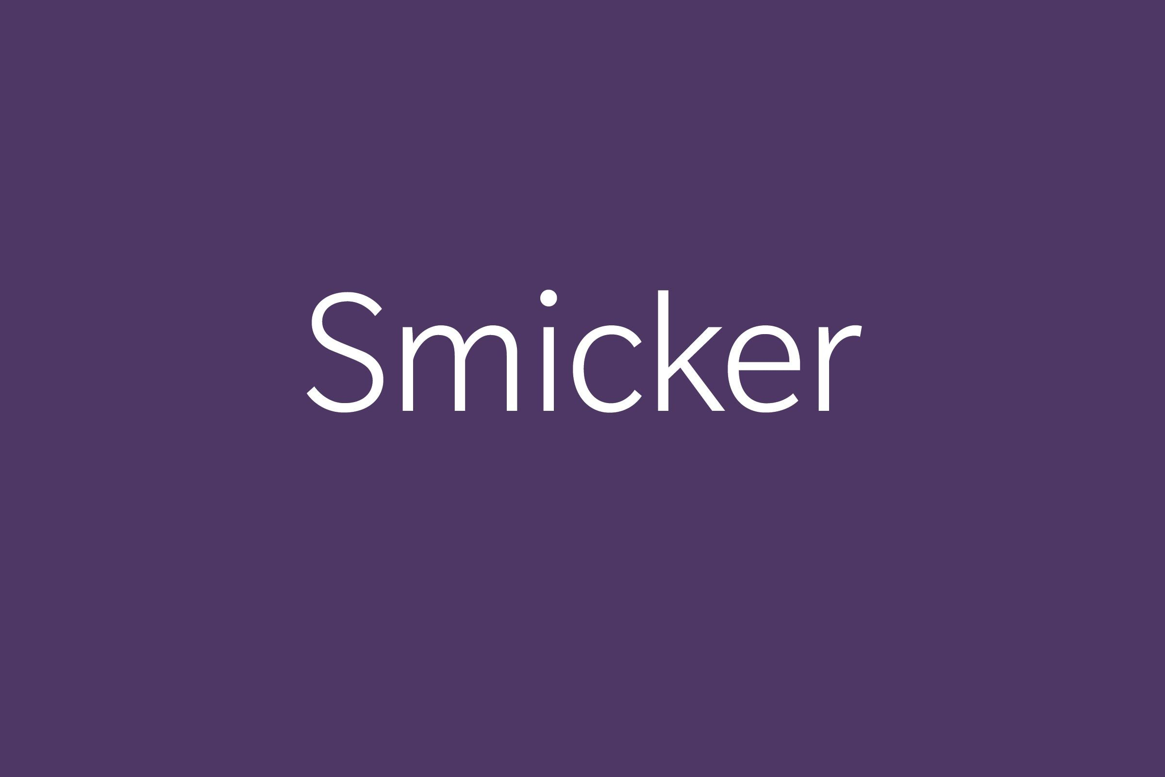 smicker funny word funny words to say