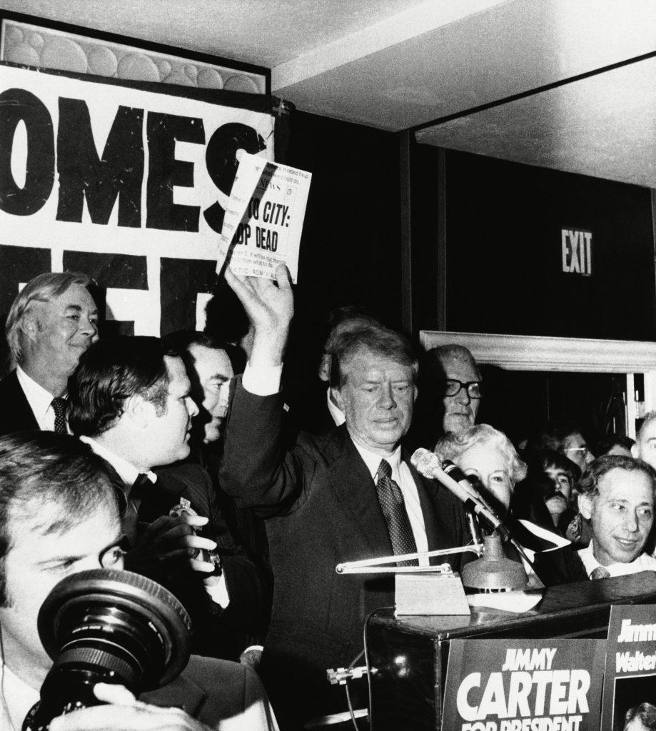 Carter Campaign, NEW YORK, USA