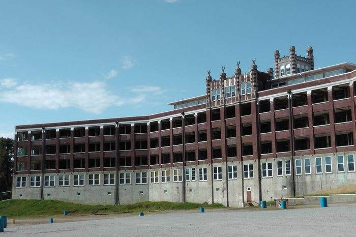 Haunted Hospital, Louisville, USA