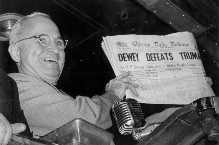 Obama Channeling Truman