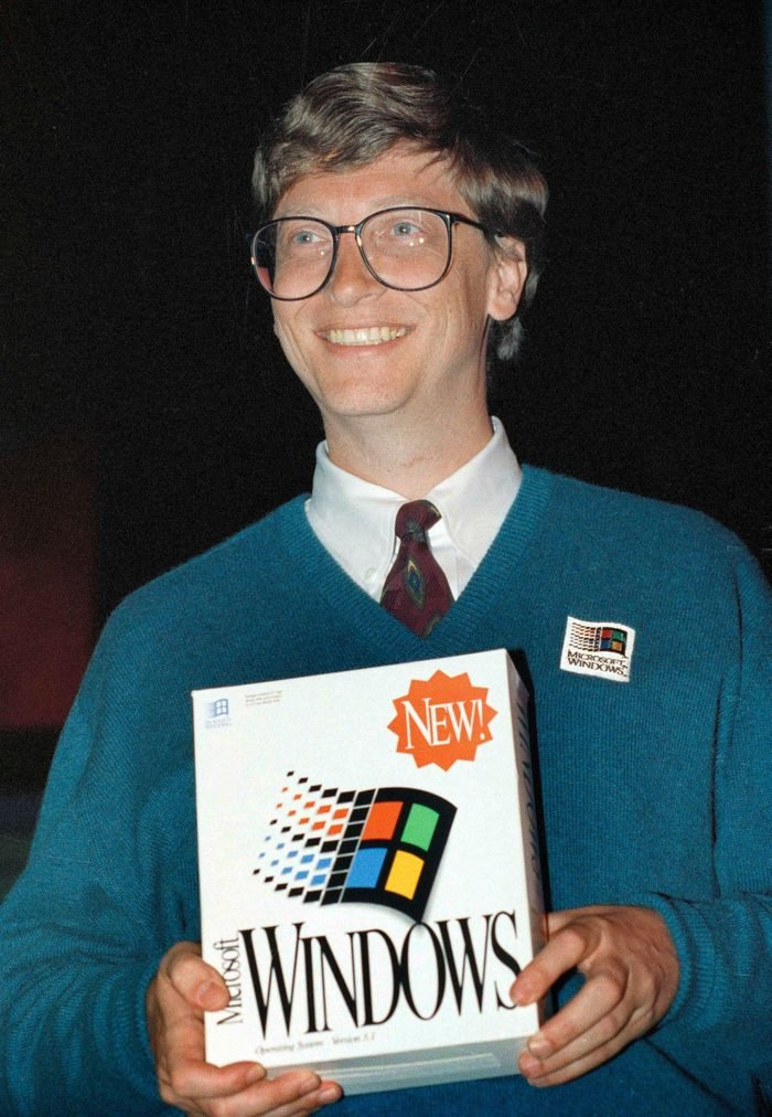 Bill Gates, Chicago, USA