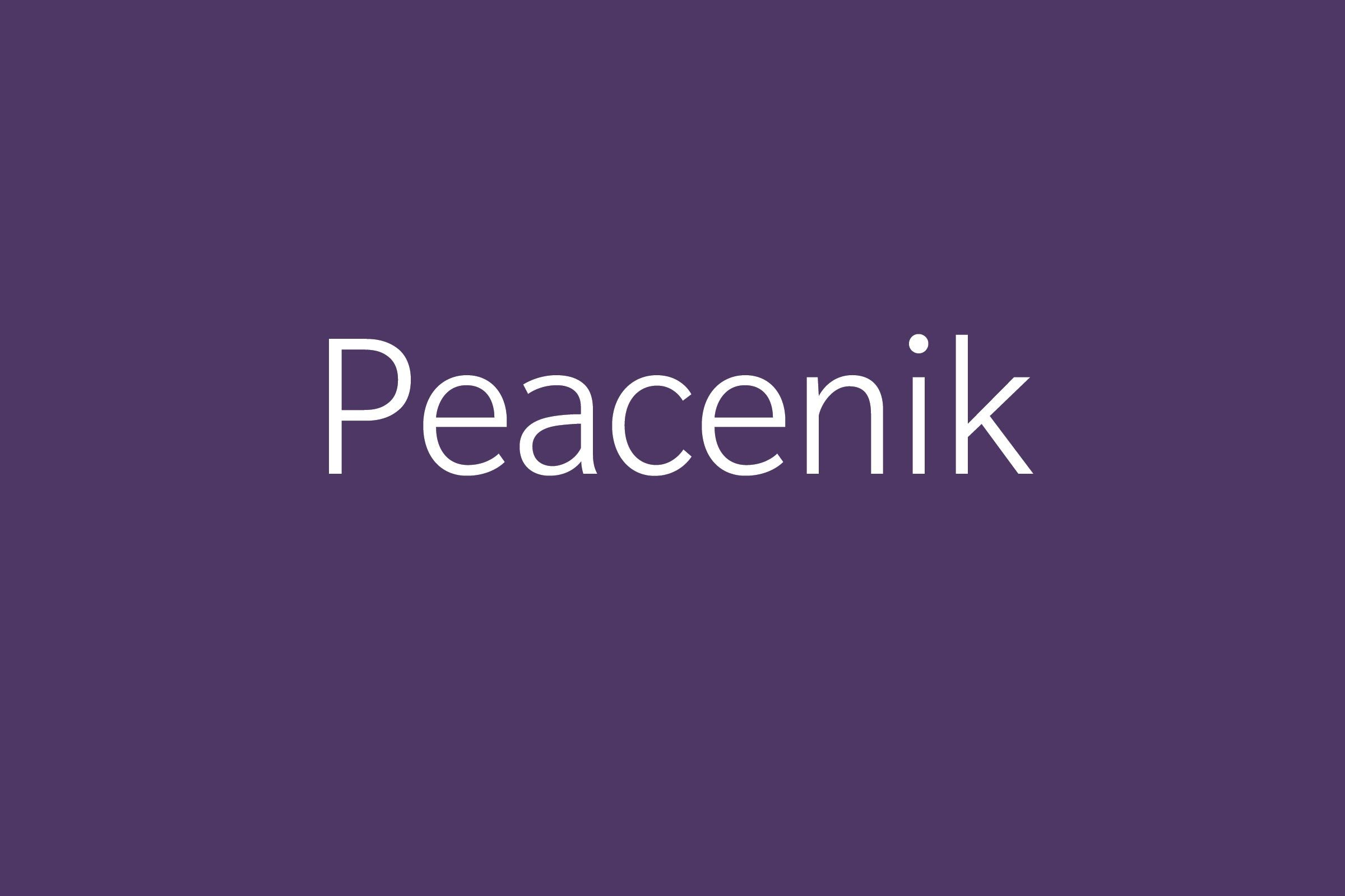 peacenik funny word funny words to say