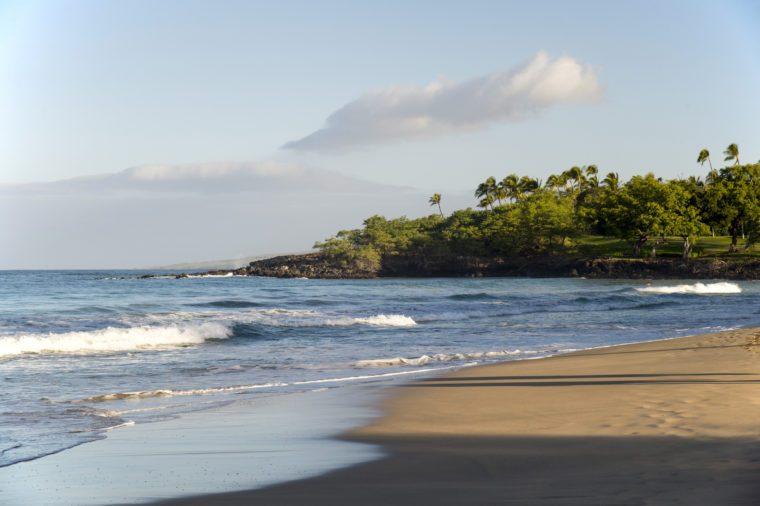 Hapuna Beach State Park,Hawaii Island