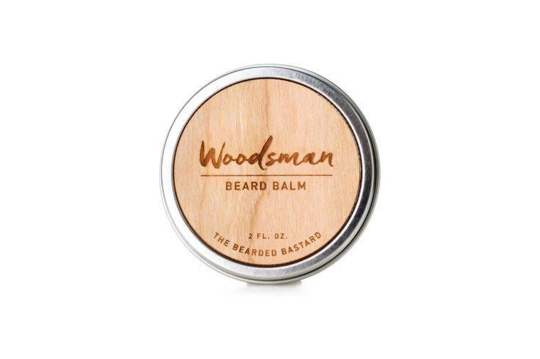 woodsman beard balm