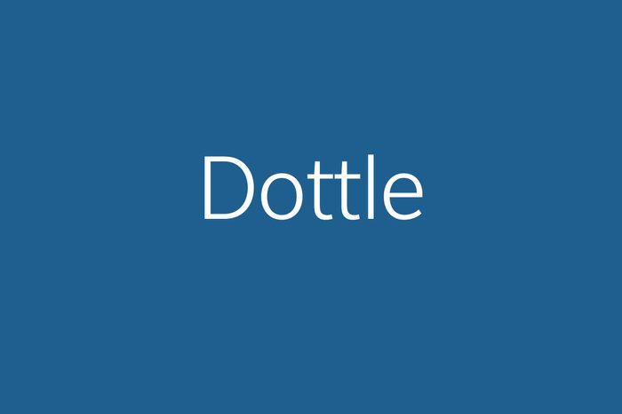 dottle funny word funny words to say