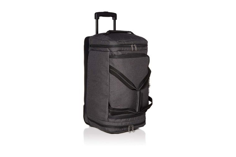 solo new york downtown travel rolling carry on