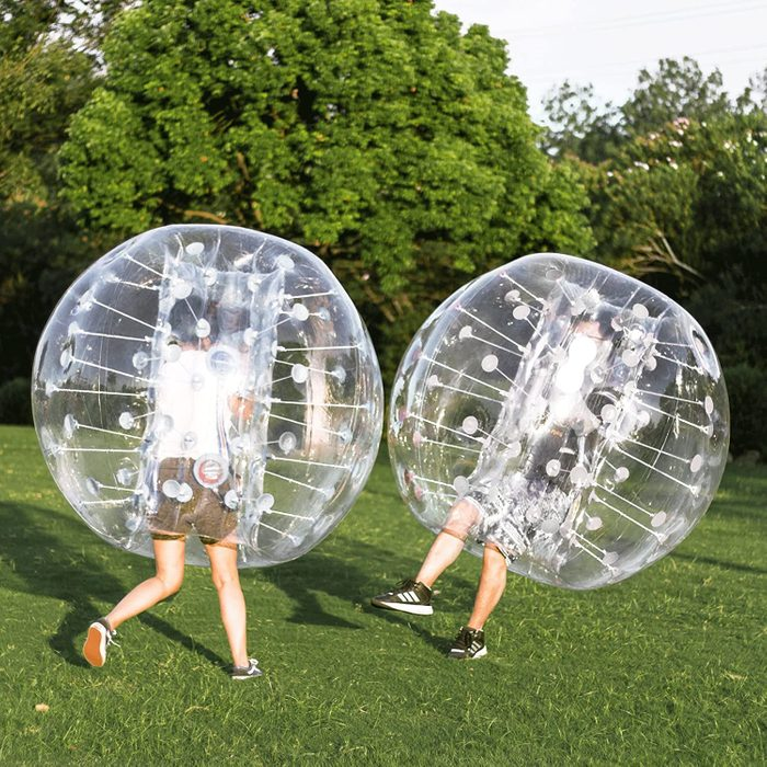 Bubble boys and girls