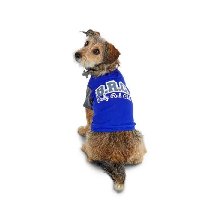 Belly Rub Club Dog Shirt