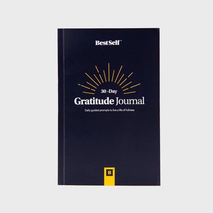 Bestself 30 Day Gratitude Journal