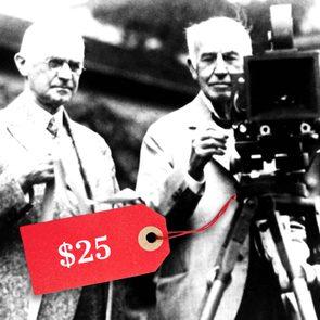 Kodak Camera; George Eastman